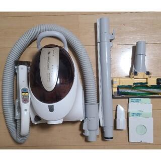 三菱 - 三菱 紙パック式掃除機