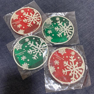 Starbucks Coffee - お値下げ!スタバ コースター クリスマス