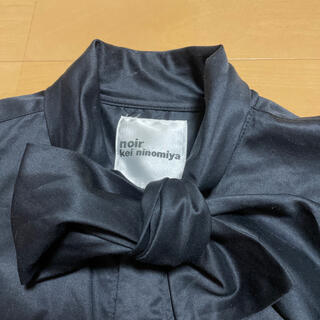 COMME des GARCONS - noir kei ninomiya  comme des garcons