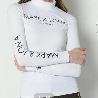 マークアンドロナ(MARK&LONA)のMARK&LONAレディースモックインナー0L(ウエア)