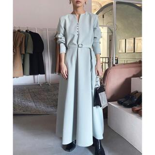 Ameri VINTAGE - ameri UNDRESSED BACK TUCK DRESS