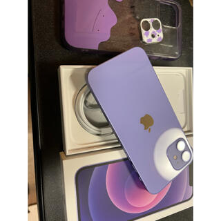 Apple - 超美品!早い者勝ち!激安アップル iPhone12 256GB パープル