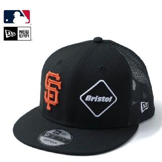 エフシーアールビー(F.C.R.B.)のF.C.Real Bristol NEW ERA MLB CAP GIANTS (キャップ)