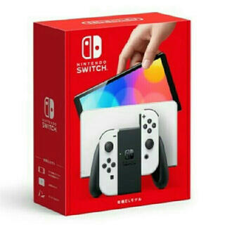 Nintendo Switch - 任天堂スイッチ Switch 有機EL ホワイト