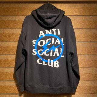 フラグメント(FRAGMENT)のANTI SOCIAL SOCIAL CLUB × fragment パーカー(パーカー)