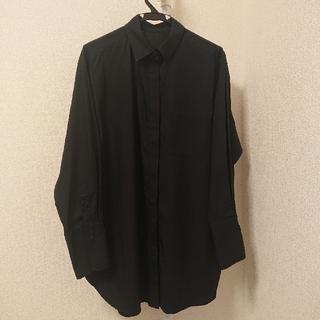 GU - 《GU》シャツ ブラック