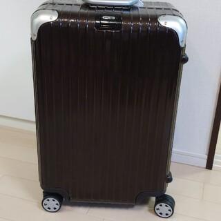 リモワ(RIMOWA)の【美品】 RIMOWA Limbo Multiwheel 60L スーツケース(トラベルバッグ/スーツケース)