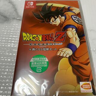 Nintendo Switch - ドラゴンボールZ KAKAROT+新たなる覚醒セット Switch