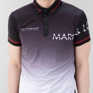 マークアンドロナ(MARK&LONA)のMARK&LONAレディースポロシャツ半袖b(ウエア)