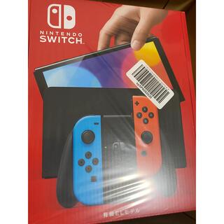 Nintendo Switch - ニンテンドースイッチ 有機EL  本体 ネオンカラー