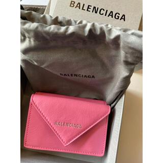 バレンシアガ(Balenciaga)の新品✨バレンシアガ 三つ折り財布 (財布)