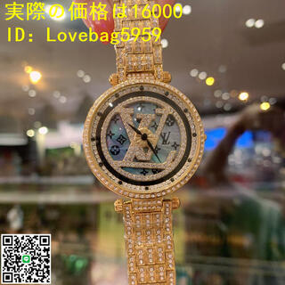 LOUIS VUITTON - LOUIS VUITTON ルイヴィトン LV 腕時計 16000