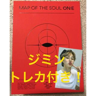 防弾少年団(BTS) - BTS map of the soul on:e DVD ジミン トレカ付き!
