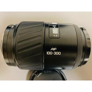 KONICA MINOLTA - MINOLTA AF ZOOM 100-300mm 1:4.5-5.6
