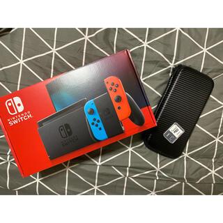 Nintendo Switch - Nintendo switch 2019年8月モデル