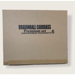 ドラゴンボール - 新品未開封 ドラゴンボールカードダス Premium set Vol.6