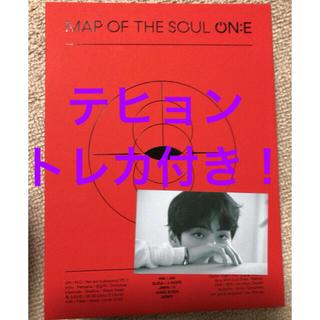 防弾少年団(BTS) - BTS map of the soul on:e DVD テヒョン トレカ付き!