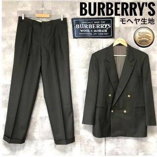 BURBERRY - バーバリー  ダブルスーツ セットアップ
