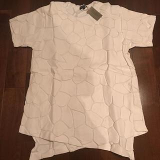 COMME des GARCONS HOMME PLUS - COMME des GARCONS 半袖Tシャツ タグ付未使用品