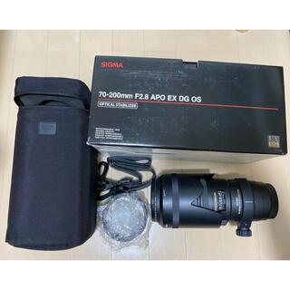 SIGMA - SIGMA APO70-200F2.8 EX DG OS CanonEFマウント