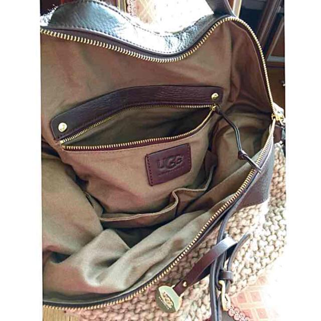 UGG(アグ)の新品未使用 レディースのバッグ(ハンドバッグ)の商品写真