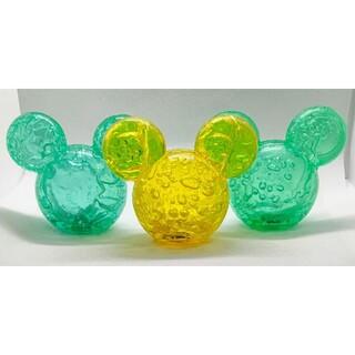 ディズニー(Disney)のミッキーマウス★ミニー★オブジェ★LEDランプ★ジャンク品★インテリア★かわいい(キャラクターグッズ)