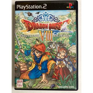 PlayStation2 - ドラゴンクエスト8空と海と大地と呪われし姫君