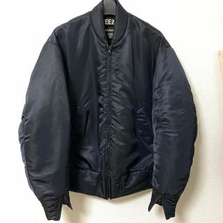 希少Yeezy season1 bomber jacket