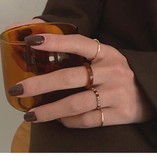 ユナイテッドアローズ(UNITED ARROWS)のリング 4点セット 指輪(リング(指輪))