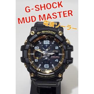 G-SHOCK - 【電波ソーラー】G-SHOCK GWG-100GB MUDMASTER