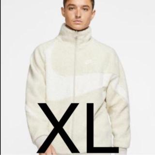 NIKE - 2020FW XL nike big swoosh boa jacket ボア