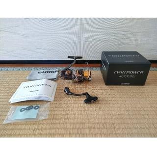 SHIMANO - [新品未使用]シマノツインパワー 4000XG 2020年モデル