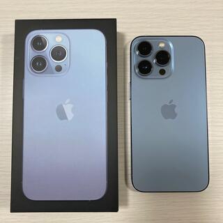 Apple - iPhone 13 Pro シエラブルー 128GB SIMフリー