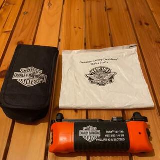 Harley Davidson - ハーレーダビットソン 純正工具セット 新車特典