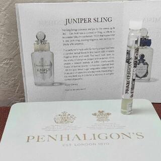 ペンハリガン(Penhaligon's)のPENHALIGON'S JUNIPER SLING 2ml ジュニパースリング(ユニセックス)