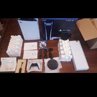 超豪華セット PS5 CFI-1100B01 完備品 龍が如く 極 PS5 ca