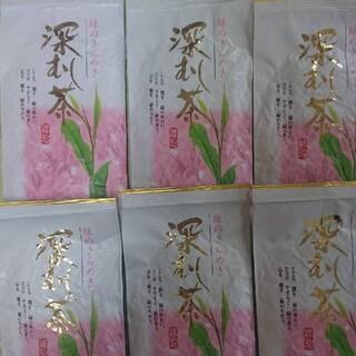 静岡県産 深むし茶 100g6袋 静岡茶 だんらん(茶)