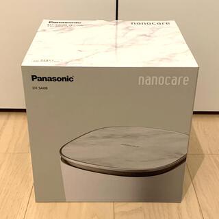 Panasonic - 【新品未開封】パナソニック スチーマー ナノケア EH-SA0B-N