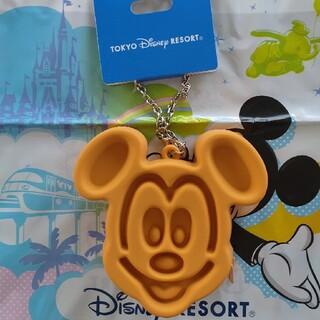 Disney - ディズニー ミッキーワッフル バッグチャーム