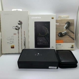 ONKYO DP-X1A イヤホンセット