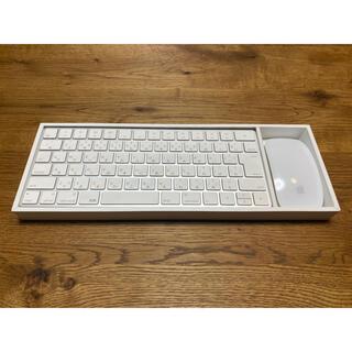 マック(Mac (Apple))のアップル マジックマウス2 マジックキーボード送料無料(PC周辺機器)