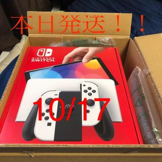 Nintendo Switch - 送料無料⭐️ 任天堂switch 有機el ホワイト