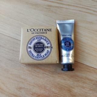 L'OCCITANE - L'OCCITANE ソープ&ハンドクリーム