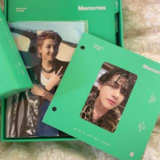 防弾少年団(BTS) - bts メモリーズ2020 Blu-Ray トレカ付き テテ 本日限定値下げ中