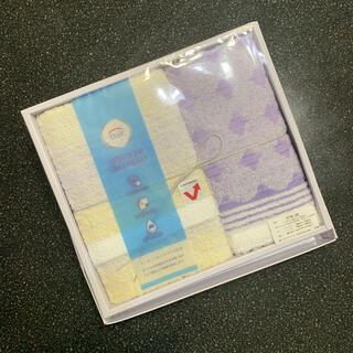 イマバリタオル(今治タオル)の[新品] ♡今治うまれの抗ウイルスタオルセット♡(タオル/バス用品)
