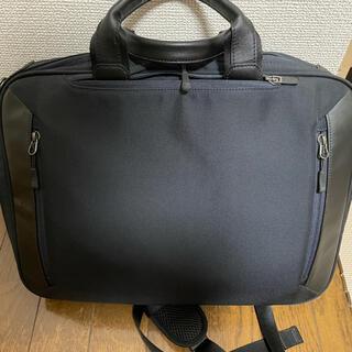 タケオキクチ(TAKEO KIKUCHI)のTAKEO KIKUCHI コーティングコーデュラ 3wayバッグ(ビジネスバッグ)