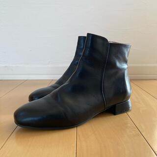 イエナ(IENA)のIENA ショートブーツ サイズ 35(ブーツ)