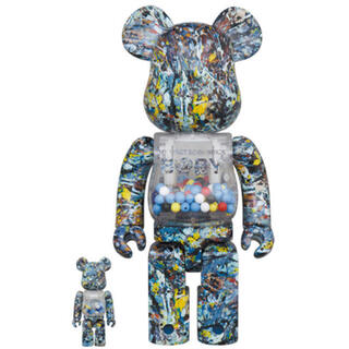 MY FIRST BE@RBRICK B@BY Jackson Pollock(その他)