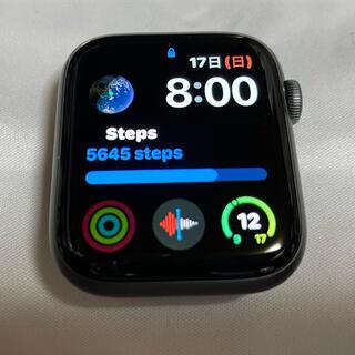 Apple Watch - アップルウオッチ 4 44mm GPS グレイ