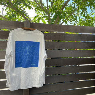 エフティーシー(FTC)の早い者勝ち 大人気 FTC ロンT バックプリント シンプルロゴ(Tシャツ/カットソー(七分/長袖))